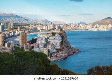 Benidorm, Costa Blanca, Alicante, Spain