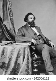 Benjamin Sterling Turner (1825 - 1894), born a slave, but was educated. After the Civil War he engaged in local politics in Selma, Alabama, and elected to the U.S. House of Representatives in 1870.