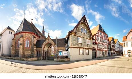 Bensheim, Heilig, Geist, Hospital