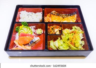 Bento japan food.