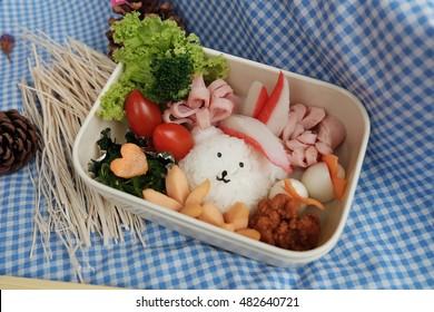 bento set japan food