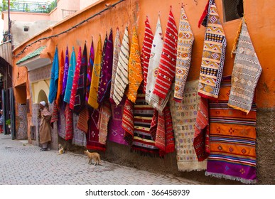 Berber Rugs of Marrakech