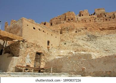 A Berber village in Tunisia