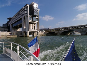 Bercy, french Ministry of Finance