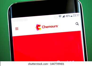 Chemours Company Images, Stock Photos & Vectors | Shutterstock