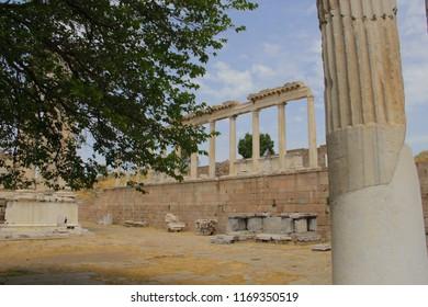 Bergama Pergamon Antik Kenti