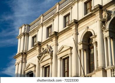 Bergamo building