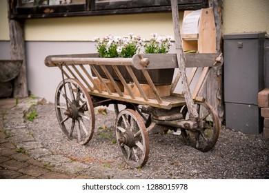 Berge Tirol Austria  - Shutterstock ID 1288015978