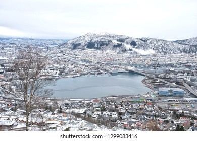 Bergen, historically Bjørgvin, is a city and municipality in Hordaland on the west coast of Norway. At the end of the first quarter of 2018, the municipality's population was 280,216