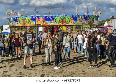 BERGEN OP ZOOM - THE NETHERLANDS  - AUGUST 5: Tenth edition of Dance Boulevard  on August 5, 2017