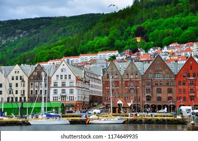 BERGEN,NORWAY-JUNE 7
