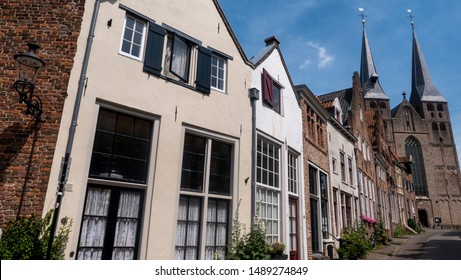 Bergkirche in the city of Deventer, Netherlands