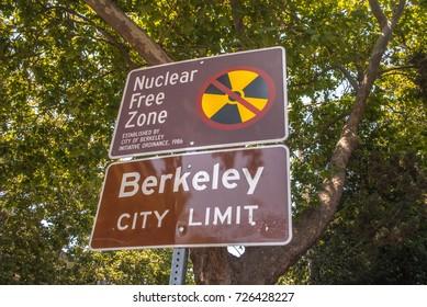 Berkeley Nuclear Free