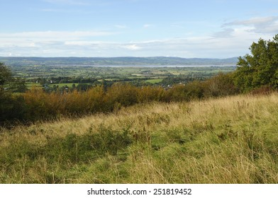 Berkeley Vale & River Severn viewed from Stinchcombe Hill