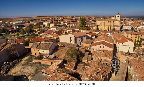 Berlanga de Duero is a beautiful and Medieval town in Soria province, Spain