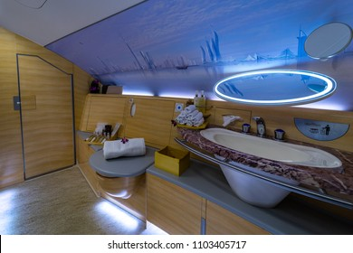 Airbus A380 Shower Images Stock Photos Vectors