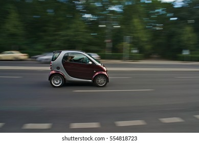 d3a6d9654 Rome Italy September 8 2018 Smart Stock Photo (Edit Now) 1178394304 ...