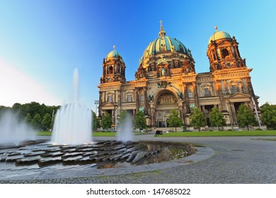 Berlin Cathedral or Berliner Dom, Berlin, Germany