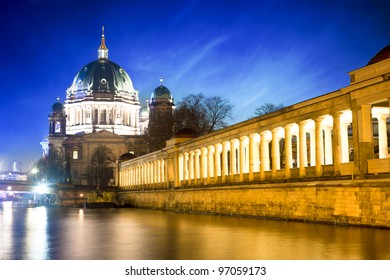 Berlin Cathedral - Berliner Dom - Germany