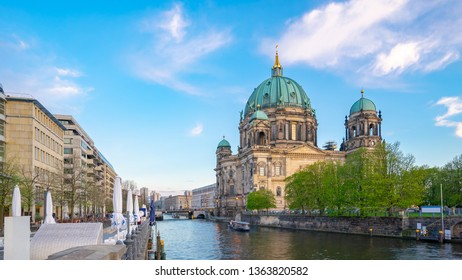 Berlin Cathedral in Berlin, Germany.