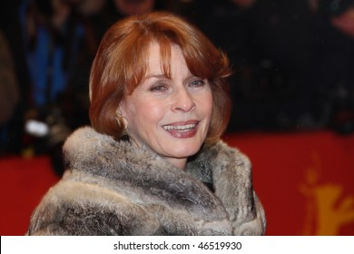 BERLIN - FEBRUARY 11: Actress Senta Berger attends the 'Tuan Yuan'  Premiere during day one of the 60th Berlin  Film Festival at the Berlinale Palast on February 11, 2010 in Berlin, Germany.