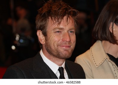 BERLIN - FEBRUARY 12:  Ewan McGregor attends 'The Ghost Writer' Premiere during day two of the 60th Berlin International Film Festival at the Berlinale Palast on February 12, 2010 in Berlin, Germany