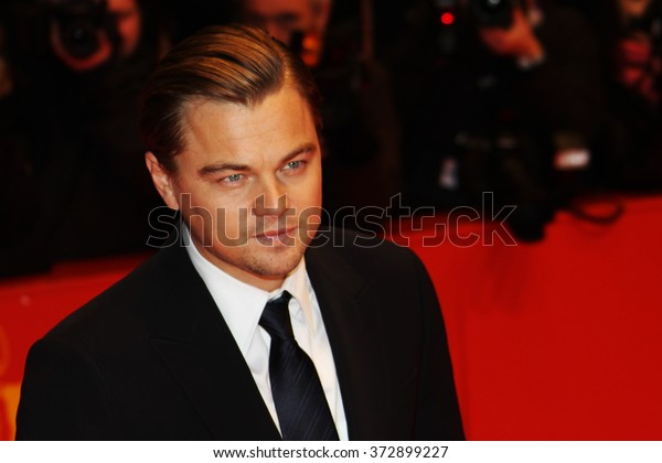 BERLIN - FEBRUARY 13: Actor Leonardo DiCaprio attends 'Shutter Island' Premiere during day three of the 60th Berlin Film Festival at the Berlinale Palast on February 13, 2010 in Berlin, Germany