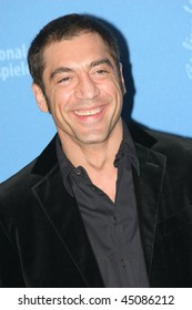 BERLIN - FEBRUARY 16: Producer Javier Bardem attends a photocall to promote the movie 'Invisibles' during the 57th Berlin International Film Festival  on February 15, 2007 in Berlin, Germany