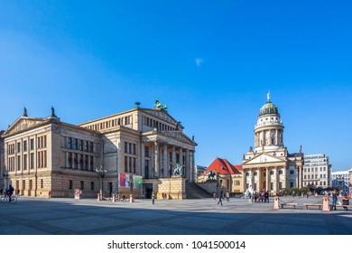 Berlin, Gendarmenmarkt, Germany
