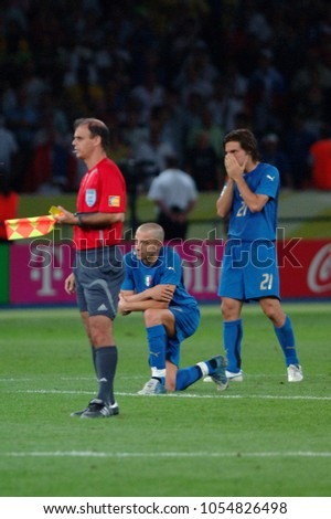 bfe09c125 Berlin Germany 07092006 FIFA World Cup Stock Photo (Edit Now) 1054826498 -  Shutterstock