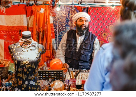 BERLIN GERMANY 20 MAY 2018 Indian Stock Photo (Edit Now