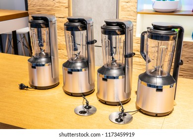 Small Exhibition Stand Mixer : Stand mixer in kitchen stock photos images photography