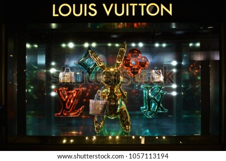 65a4c714756f8 BERLIN GERMANY DECEMBER 17 2017 Louis Stock Photo (Edit Now ...