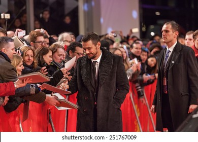 BERLIN, GERMANY - FEBRUARY 05: Actor James Franco attends the 'Nobody Wants the Night' (Nadie quiere la noche) Opening Night premiere during the 65th Berlinale on February 5, 2015 in Berlin, Germany