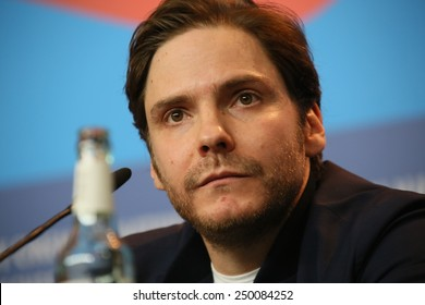 BERLIN, GERMANY - FEBRUARY 05: Daniel Brueh  attends the International Jury press conference during the 65th Berlinale Film Festival at Grand Hyatt Hotel on February 5, 2015 in Berlin, Germany.