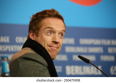 BERLIN, GERMANY - FEBRUARY 06:  Damian Lewis attends the 'Queen of the Desert' press conference during the 65th Berlinale Film Festival at Grand Hyatt Hotel on February 6, 2015 in Berlin, Germany.