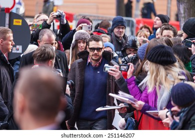 BERLIN, GERMANY - FEBRUARY 06:  James Franco attends the 'Queen of the desert' photocall on the 65th Berlinale International Film Festival at Grand Hyatt Hotel on February 6, 2015 in Berlin, Germany.