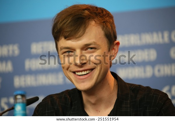 BERLIN, GERMANY - FEBRUARY 09: Dane DeHaan attends the 'Life' press conference during the 65th Berlinale Film Festival at Grand Hyatt Hotel on February 9, 2015 in Berlin, Germany.