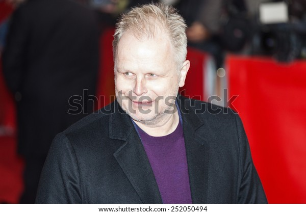 BERLIN, GERMANY - FEBRUARY 09: Herbert Groenemeyer attends the 'Life' premiere during the 65th Berlinale International Film Festival at Zoo Palast on February 9, 2015 in Berlin, Germany.