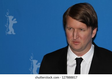 BERLIN, GERMANY - FEBRUARY 09: Tom Hooper attends the 'Les Miserables' Photocall during the 63rd Berlinale International Film Festival at Grand Hyatt Hotel on February 9, 2013 in Berlin, Germany