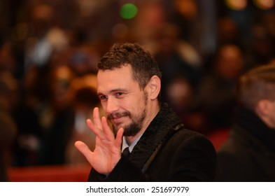 "BERLIN - GERMANY - FEBRUARY 10: James Franco, at the 65rd Annual Berlinale International Film Festival ""Every Thing Will Be Fine"" at Berlinale Palast on February 10, 2015 in Berlin, Germany"