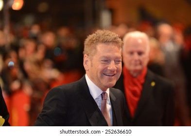 "BERLIN - GERMANY - FEBRUARY 10: Kenneth Branagh at the 65rd Annual Berlinale International Film Festival ""Cinderella"" at Berlinale Palast on February 10, 2015 in Berlin, Germany"