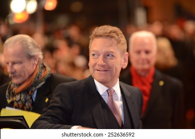 "BERLIN - GERMANY - FEBRUARY 10:Kenneth Branagh at the 65rd Annual Berlinale International Film Festival ""Cinderella"" at Berlinale Palast on February 10, 2015 in Berlin, Germany"