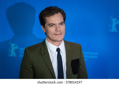 Berlin, Germany - February 12, 2016 -Actor Michael Shannon attends the 'Midnight Special' photo call during the 66th Berlinale International Film Festival