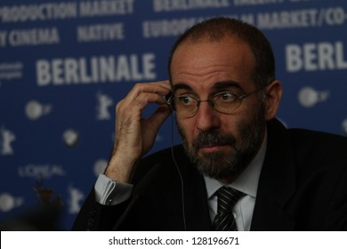 BERLIN, GERMANY - FEBRUARY 12: Giuseppe Tornatore attends the 'The Best Offer' Photocall during the 63rd Berlinalel Film Festival at the Grand Hyatt Hotel on February 12, 2013 in Berlin, Germany