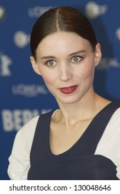 BERLIN, GERMANY - FEBRUARY 12:  Rooney Mara attends the 'Side Effects' Press Conference during the 63rd Berlinale  Festival at the Grand Hyatt Hotel on February 12, 2013 in Berlin, Germany.
