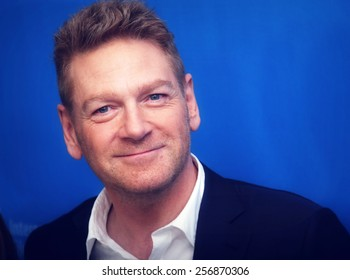 BERLIN, GERMANY - FEBRUARY 13: Kenneth Branagh attends the 'Cinderella' photocall during the 65th Berlinale International Film Festival at Grand Hyatt Hotel on February 13, 2015 in Berlin, Germany.