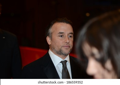 "BERLIN - GERMANY - FEBRUARY 13: Richard Linklater at the 64rd Annual Berlinale International Film Festival ""Boyhood"" premiere at Berlinale Palast on February 13, 2014 in Berlin, Germany."