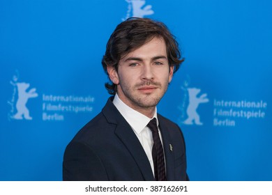 Berlin, Germany - February 14, 2016  - Actor Miguel Nunes attends the 'Letters from War' (Cartas da guerra) photo call during the 66th Berlinale International Film Festival