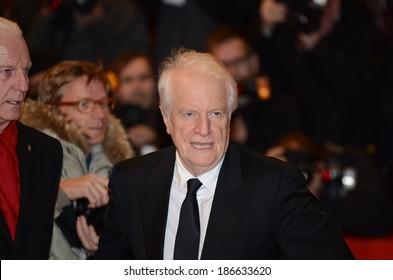 BERLIN, GERMANY - FEBRUARY 14: Andre Dussollier attends the 'La belle et la bete' (Die Schoene und das Biest) premiere during Berlinale Festival at Palast on February 14, 2014 in Berlin, Germany